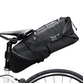custom bicycle saddle bag