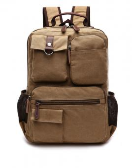 Top Quality Canvas Travel Sport Bag Wholesale New Journey Backpack Unisex Durable Outdoor Backpack