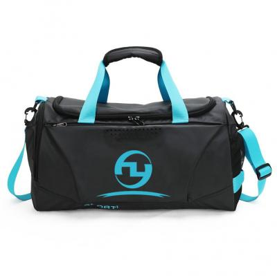 New Design Shoes Compartment Swim Yoga Bag Waterproof Fitness Bag Wet Pocket Sport Gym Bag - ORSTAR