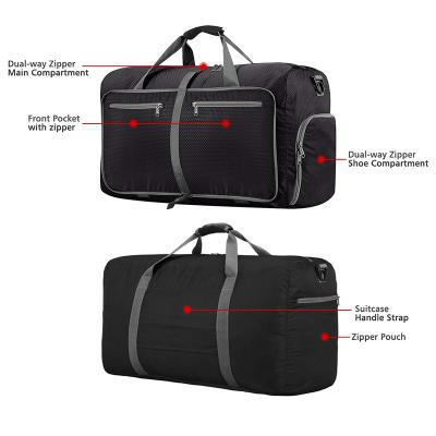 customized big duffle bags