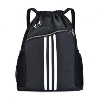 Soccer Drawstring Bag Basketball Football Backpack