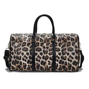 PU Leather Large Travel Bag
